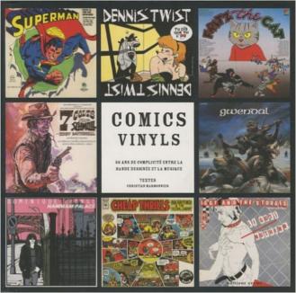 Comics_Vinyls
